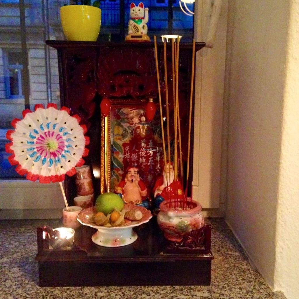"Photo of Stullenbuero  by <a href=""/members/profile/SophiaHoffmann"">SophiaHoffmann</a> <br/>a little altar for good luck <br/> February 9, 2016  - <a href='/contact/abuse/image/69394/135607'>Report</a>"