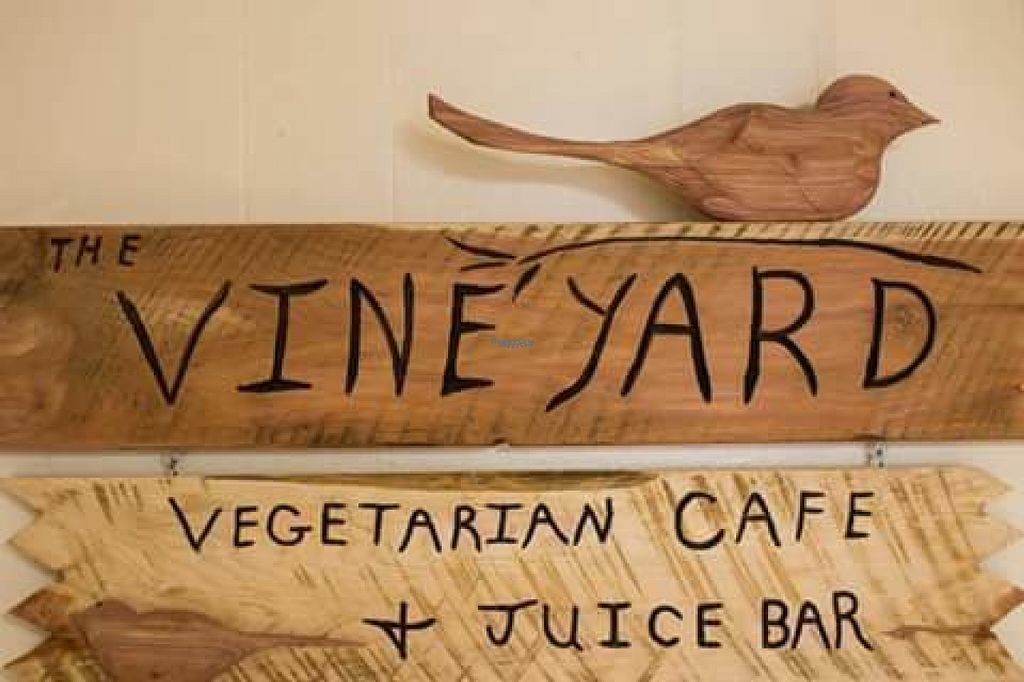 "Photo of The Vineyard Vegetarian Cafe  by <a href=""/members/profile/Reecie"">Reecie</a> <br/>The Vineyard Vegetarian Cafe & Juice Bar has the most wonderful hometown cooking <br/> August 10, 2016  - <a href='/contact/abuse/image/69399/167451'>Report</a>"