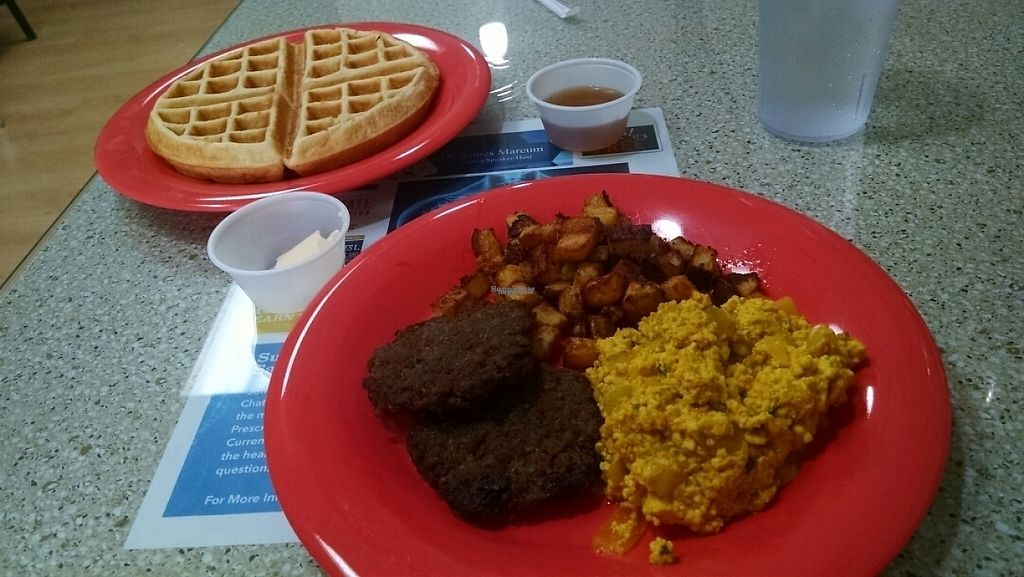 "Photo of The Vineyard Vegetarian Cafe  by <a href=""/members/profile/thom8418"">thom8418</a> <br/>breakfast <br/> March 10, 2017  - <a href='/contact/abuse/image/69399/234874'>Report</a>"