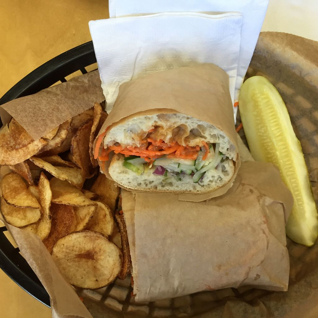 """Photo of Zenwich  by <a href=""""/members/profile/ktmast"""">ktmast</a> <br/>tofu satay sandwich <br/> July 30, 2016  - <a href='/contact/abuse/image/69400/368759'>Report</a>"""