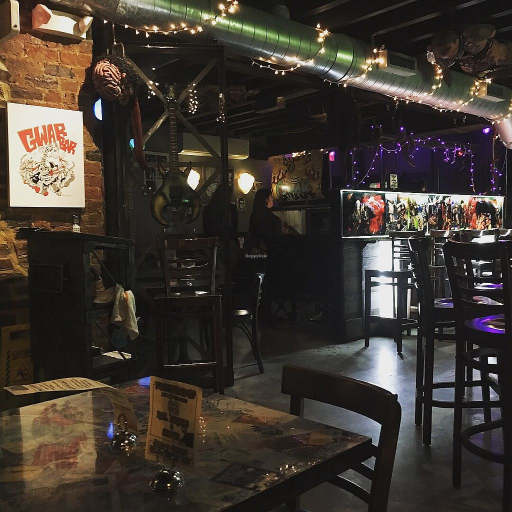 """Photo of GWARbar  by <a href=""""/members/profile/manbo"""">manbo</a> <br/>Nice atmosphere <br/> December 28, 2017  - <a href='/contact/abuse/image/69418/340200'>Report</a>"""