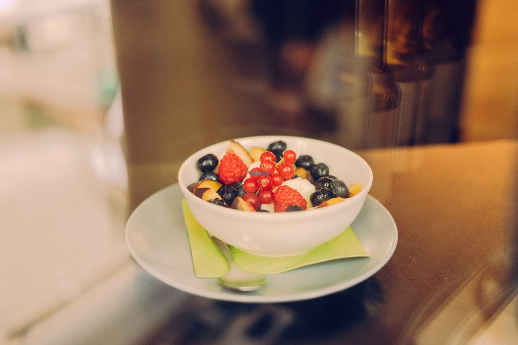 "Photo of Cafe DA  by <a href=""/members/profile/ArnimEmrich"">ArnimEmrich</a> <br/>homemade granola & fruits <br/> September 14, 2016  - <a href='/contact/abuse/image/69433/175703'>Report</a>"