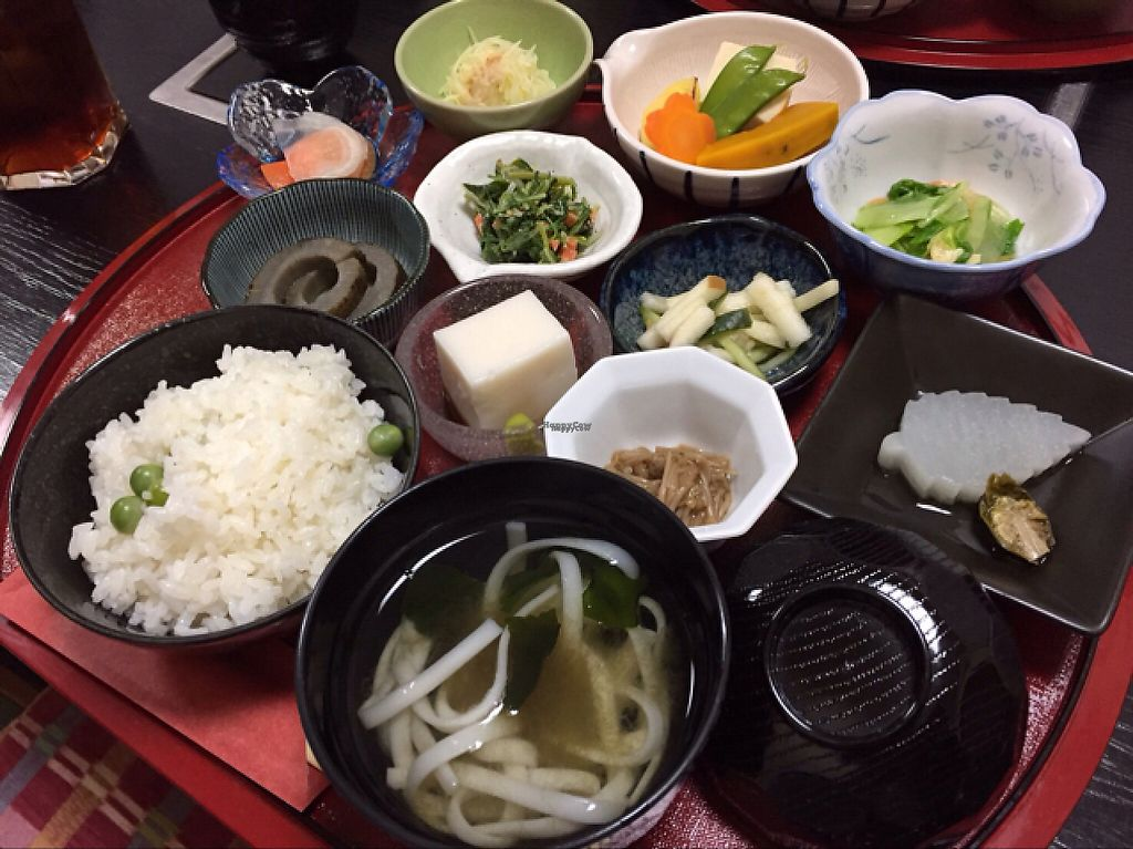 """Photo of Shiki-Saisai Non  by <a href=""""/members/profile/Teruru"""">Teruru</a> <br/>dinner course, first platter <br/> April 30, 2017  - <a href='/contact/abuse/image/69463/254358'>Report</a>"""