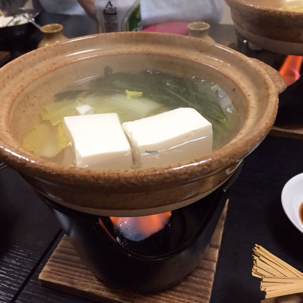 """Photo of Shiki-Saisai Non  by <a href=""""/members/profile/Teruru"""">Teruru</a> <br/>simple nabe (part of the dinner course) <br/> April 30, 2017  - <a href='/contact/abuse/image/69463/254360'>Report</a>"""