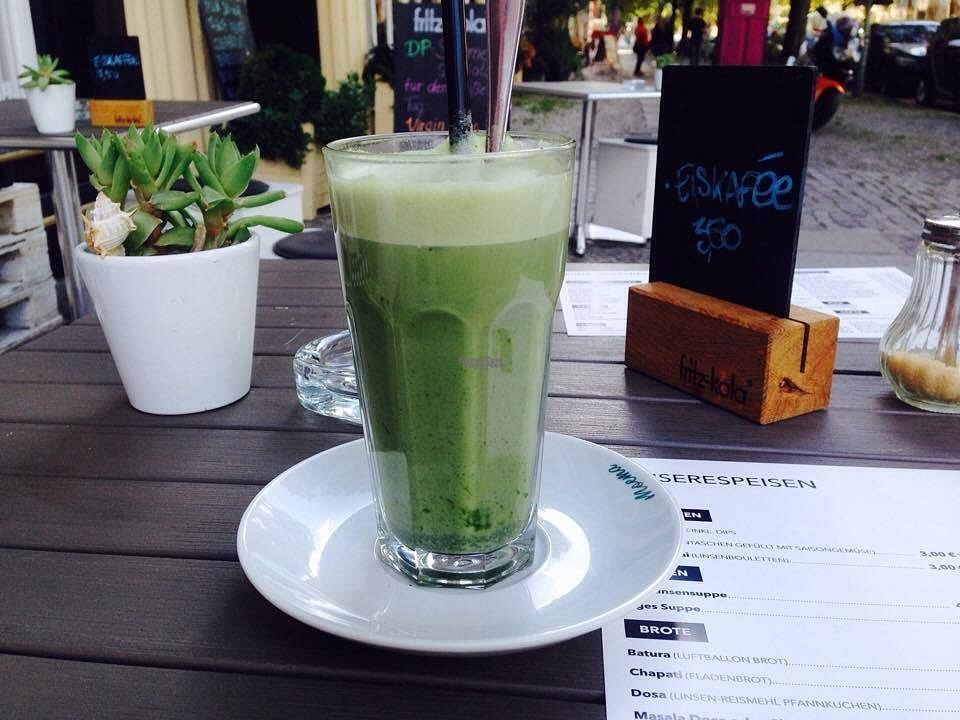 """Photo of CLOSED: Dilipasha  by <a href=""""/members/profile/Kyttiara"""">Kyttiara</a> <br/>ice Matcha latte (ask for soymilk) <br/> August 30, 2016  - <a href='/contact/abuse/image/69466/172446'>Report</a>"""