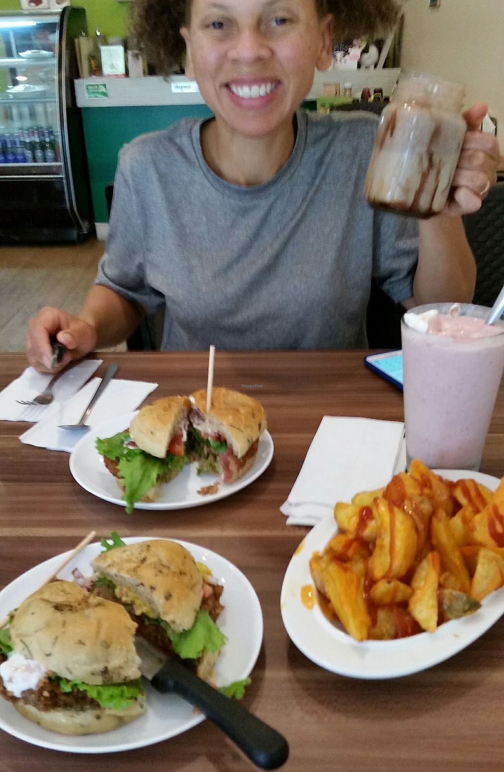 """Photo of Vurgers  by <a href=""""/members/profile/DarrenGordon"""">DarrenGordon</a> <br/>The food <br/> July 9, 2017  - <a href='/contact/abuse/image/69543/278082'>Report</a>"""