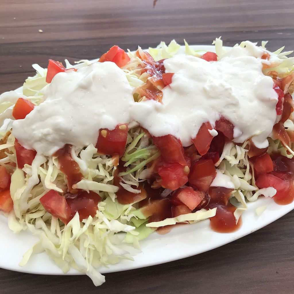 """Photo of Vurgers  by <a href=""""/members/profile/earthville"""">earthville</a> <br/>Tacos  <br/> January 20, 2018  - <a href='/contact/abuse/image/69543/348969'>Report</a>"""