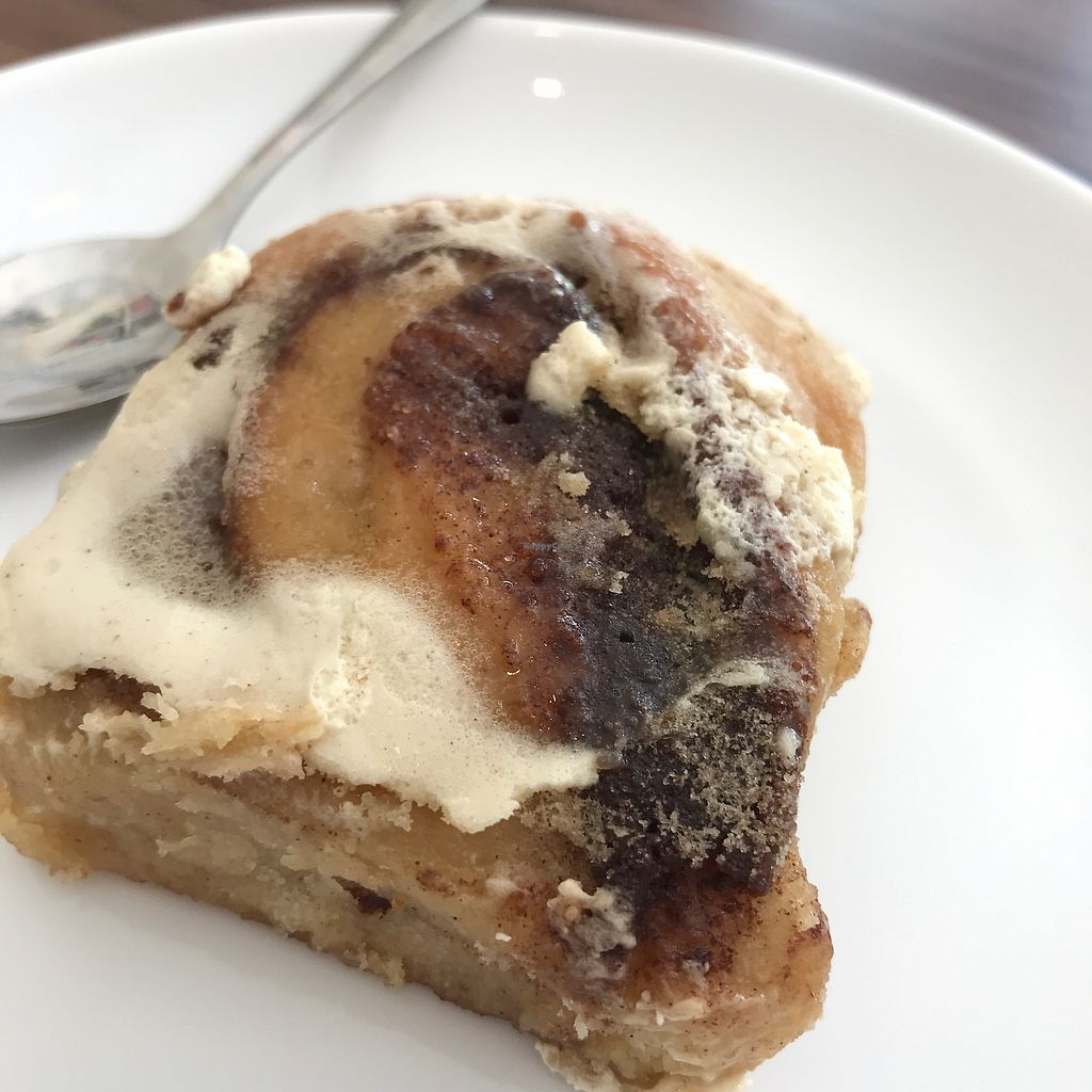 """Photo of Vurgers  by <a href=""""/members/profile/earthville"""">earthville</a> <br/>Cinnamon roll  <br/> January 20, 2018  - <a href='/contact/abuse/image/69543/348970'>Report</a>"""