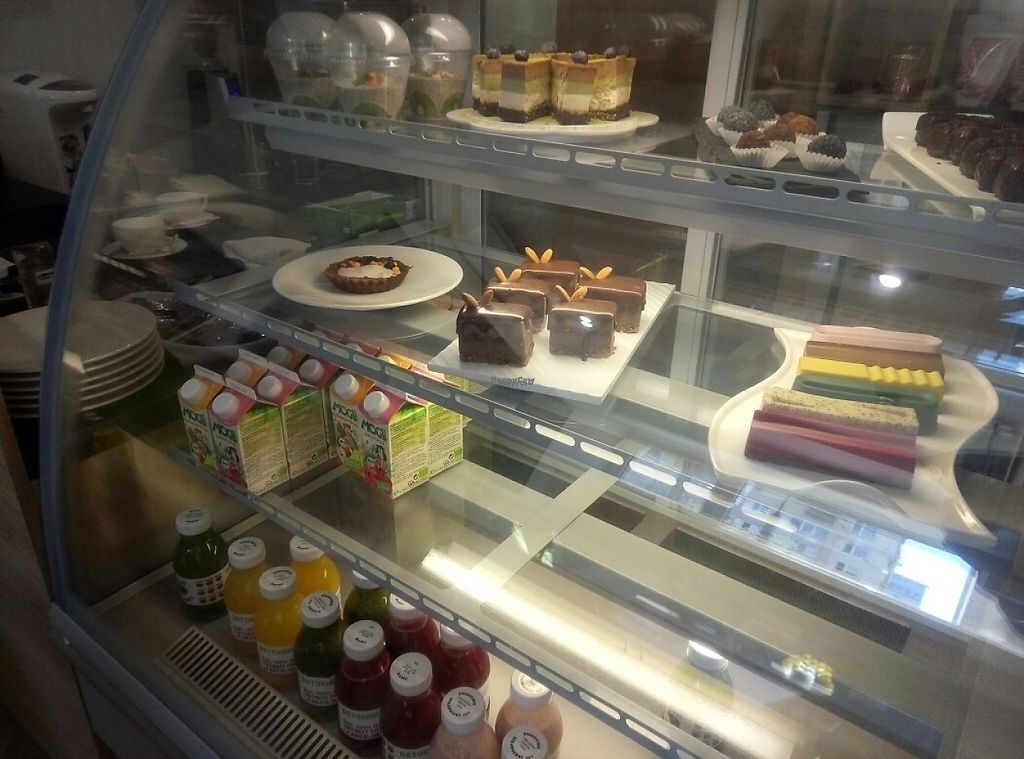 """Photo of BIOrganic Raw Cafe  by <a href=""""/members/profile/constantinfurtuna"""">constantinfurtuna</a> <br/>Sweet cake's!  <br/> April 10, 2017  - <a href='/contact/abuse/image/69552/246644'>Report</a>"""