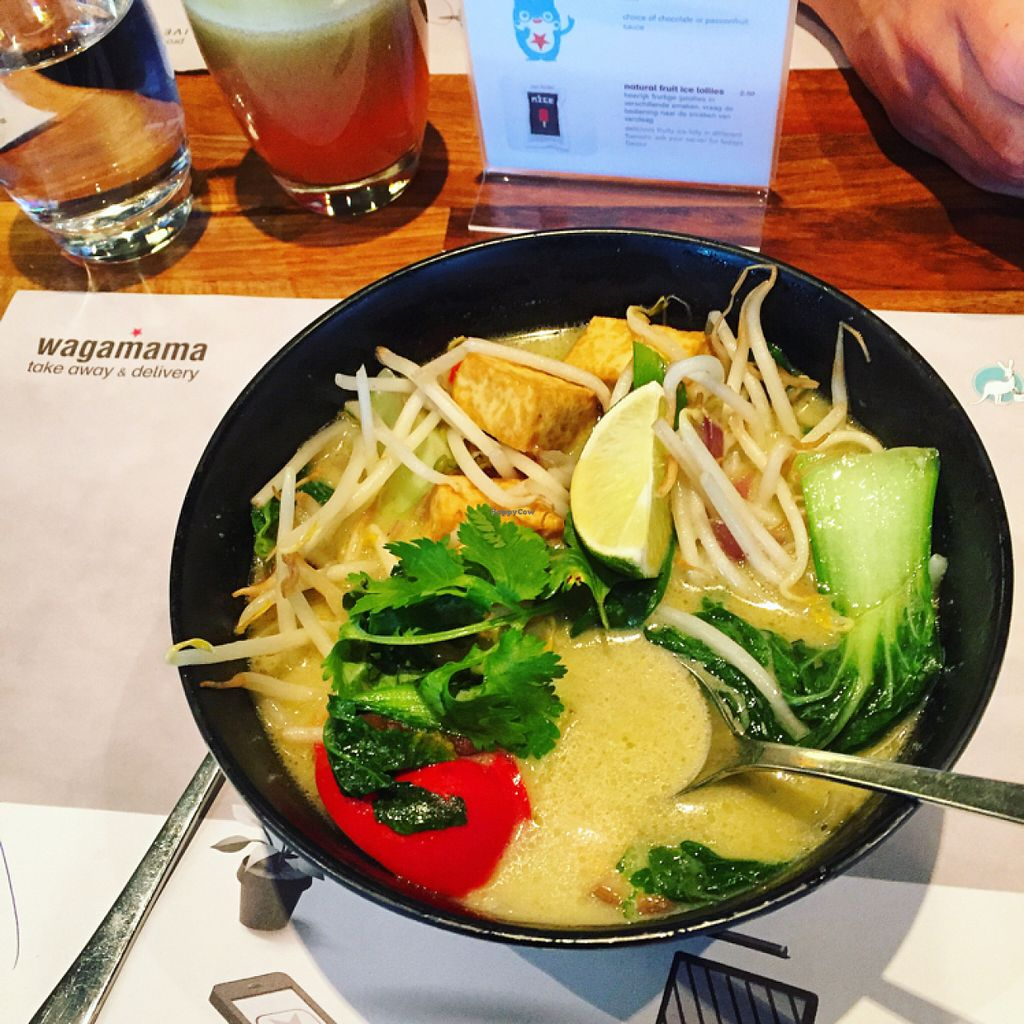 "Photo of Wagamama - Rembrandtplein  by <a href=""/members/profile/Emma%20Vegan"">Emma Vegan</a> <br/>the yasai itame  <br/> July 4, 2016  - <a href='/contact/abuse/image/69559/157769'>Report</a>"