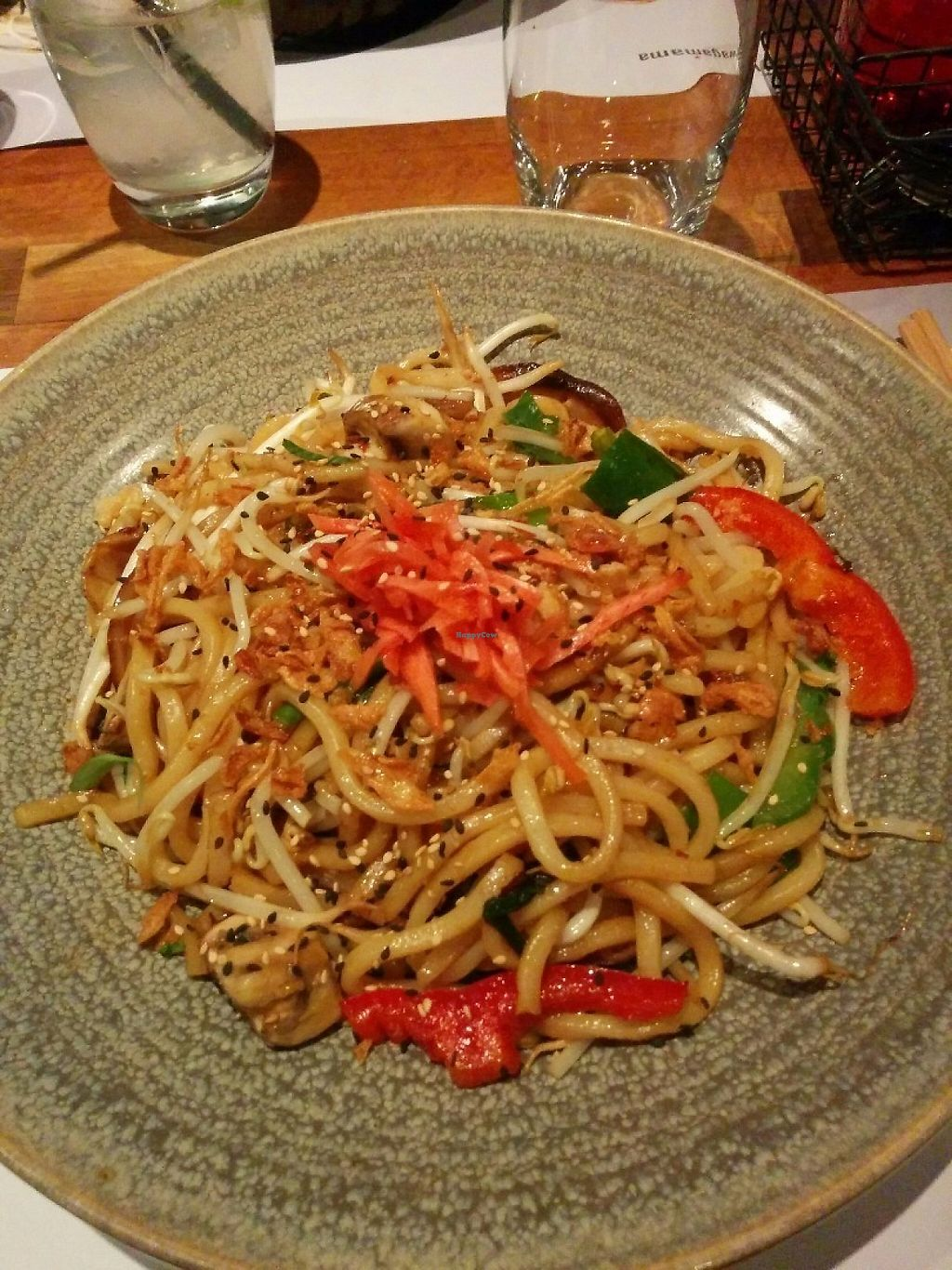 "Photo of Wagamama - Rembrandtplein  by <a href=""/members/profile/Eepie"">Eepie</a> <br/>Yasai noodles <br/> May 7, 2017  - <a href='/contact/abuse/image/69559/256802'>Report</a>"