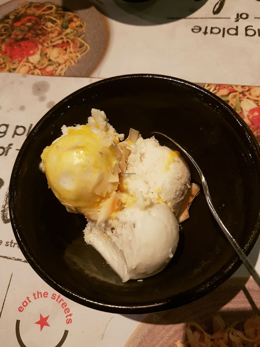 "Photo of Wagamama - Rembrandtplein  by <a href=""/members/profile/pazinjanka"">pazinjanka</a> <br/>Coconut ice cream  <br/> March 29, 2018  - <a href='/contact/abuse/image/69559/377654'>Report</a>"