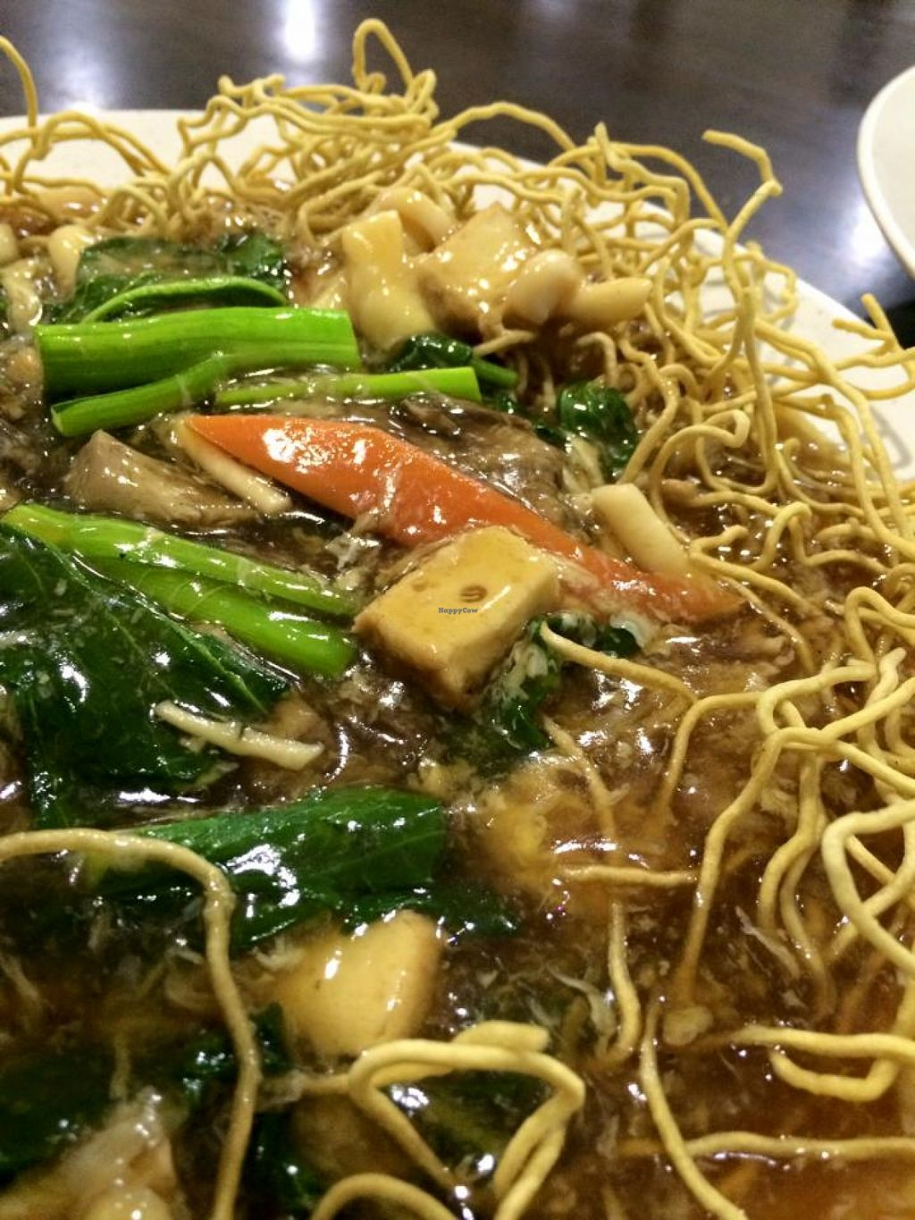 """Photo of Veggie Garden  by <a href=""""/members/profile/community"""">community</a> <br/>fried noodles  <br/> February 22, 2016  - <a href='/contact/abuse/image/69585/137390'>Report</a>"""