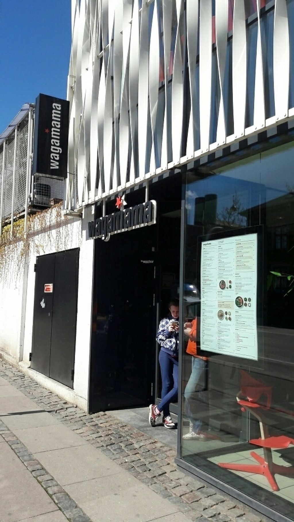 """Photo of Wagamama - Tivoli  by <a href=""""/members/profile/piffelina"""">piffelina</a> <br/>Wagamama - seen from the street  <br/> April 30, 2017  - <a href='/contact/abuse/image/69591/254064'>Report</a>"""