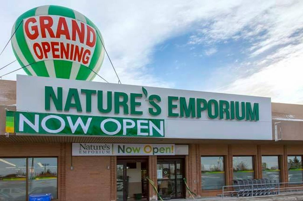 """Photo of Nature's Emporium Market & Cafe  by <a href=""""/members/profile/community"""">community</a> <br/>2014 opening Nature's Emporium Bistro <br/> March 9, 2016  - <a href='/contact/abuse/image/69593/139442'>Report</a>"""