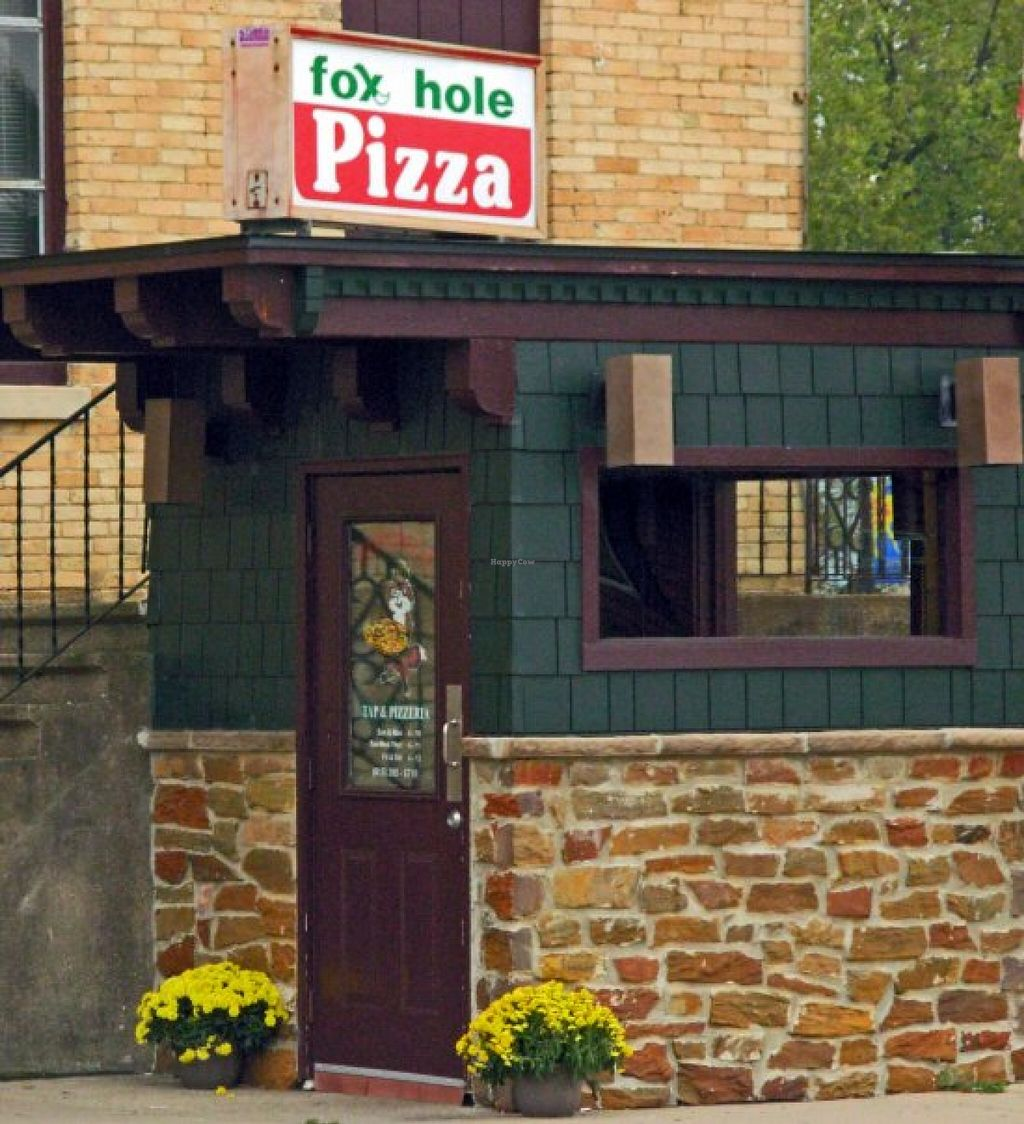 """Photo of Foxhole Tap and Pizzeria  by <a href=""""/members/profile/community"""">community</a> <br/>Foxhole Tap and Pizzeria <br/> February 23, 2016  - <a href='/contact/abuse/image/69600/137401'>Report</a>"""