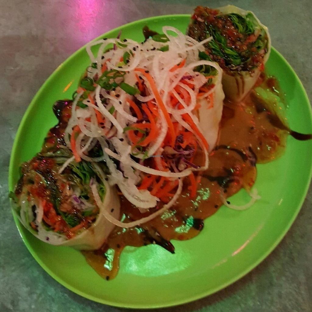 """Photo of Kona Taeng - On Thai  by <a href=""""/members/profile/christopher"""">christopher</a> <br/>Best vegan Thai  <br/> February 20, 2016  - <a href='/contact/abuse/image/69617/199403'>Report</a>"""