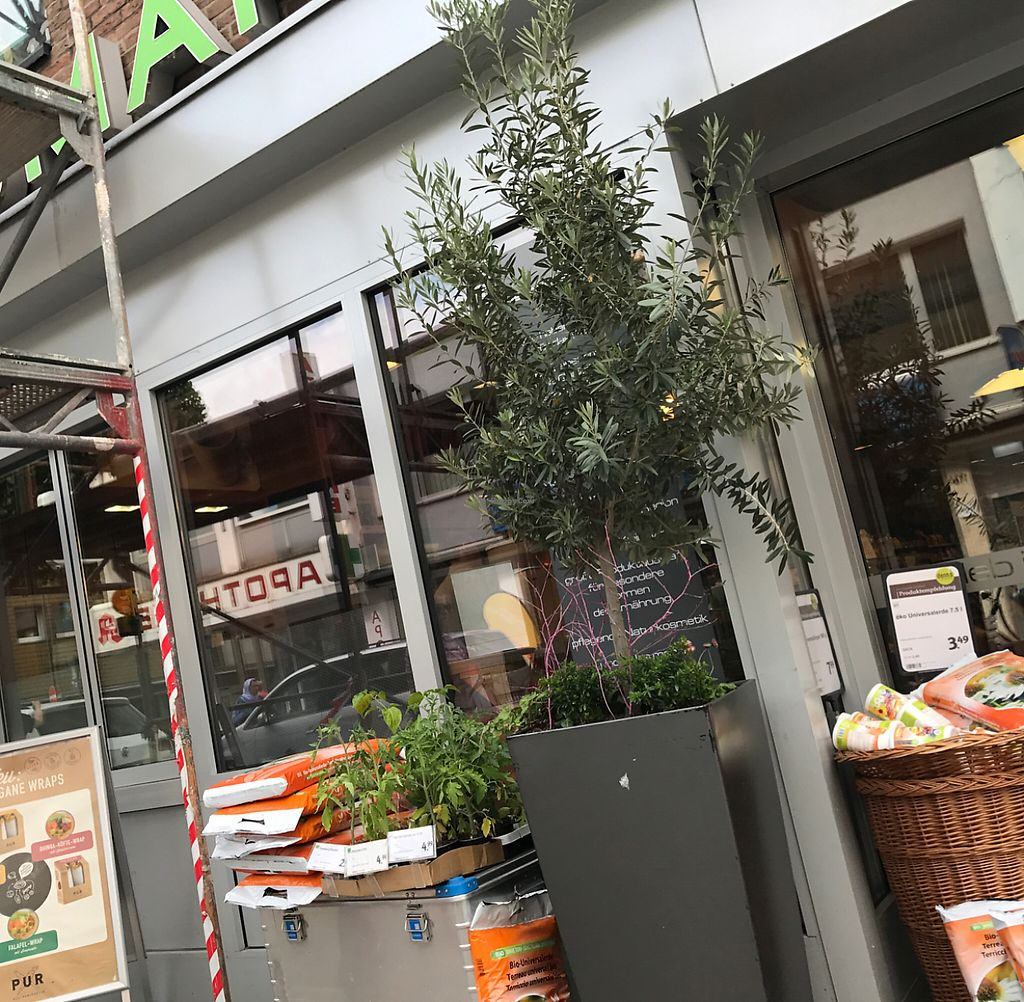 """Photo of denn's Biomarkt - Severinstrasse  by <a href=""""/members/profile/marky_mark"""">marky_mark</a> <br/>store front <br/> May 30, 2017  - <a href='/contact/abuse/image/69649/264172'>Report</a>"""