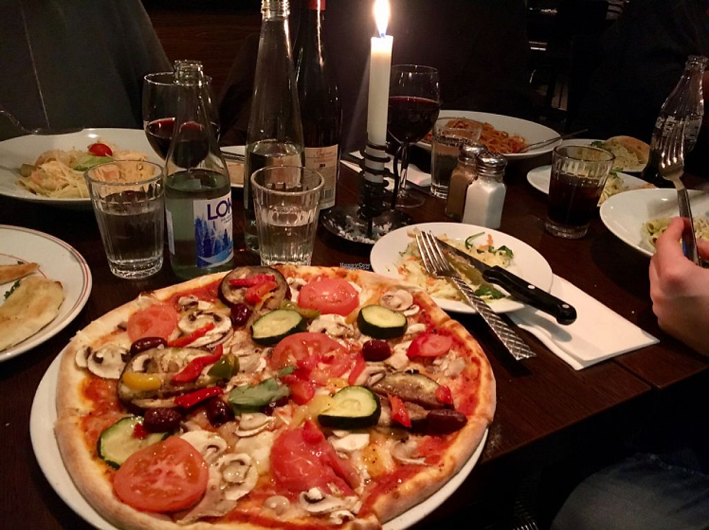 """Photo of Feca  by <a href=""""/members/profile/L1n23"""">L1n23</a> <br/>primavera- vegan pizza <br/> February 21, 2017  - <a href='/contact/abuse/image/69651/228764'>Report</a>"""