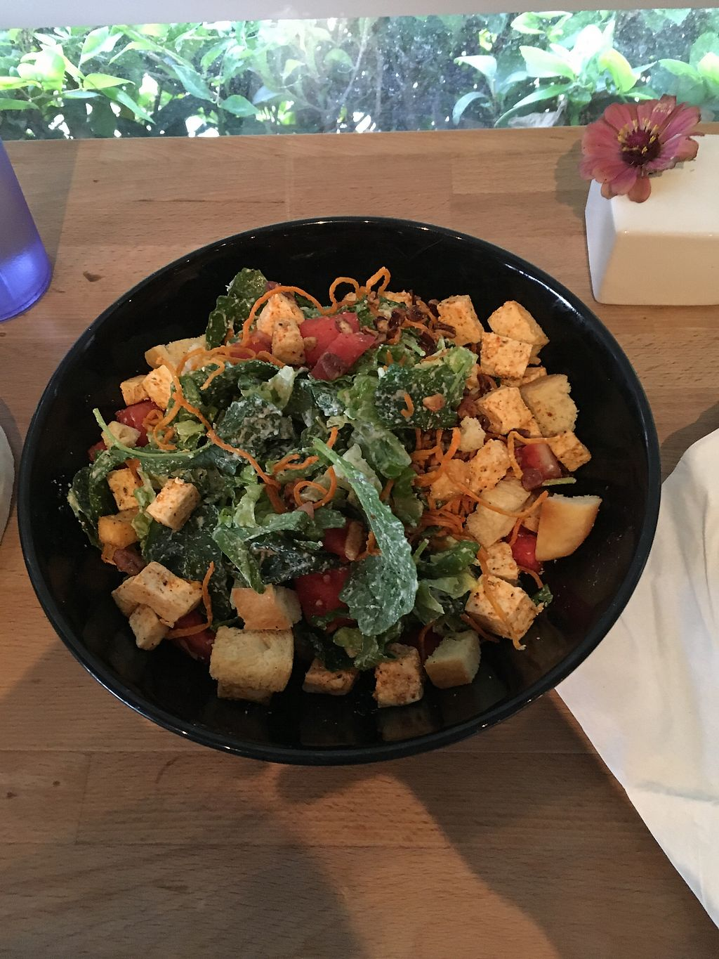 """Photo of Local Foods - The Village  by <a href=""""/members/profile/ChristineLee"""">ChristineLee</a> <br/>caesar salad <br/> August 8, 2017  - <a href='/contact/abuse/image/69686/290269'>Report</a>"""