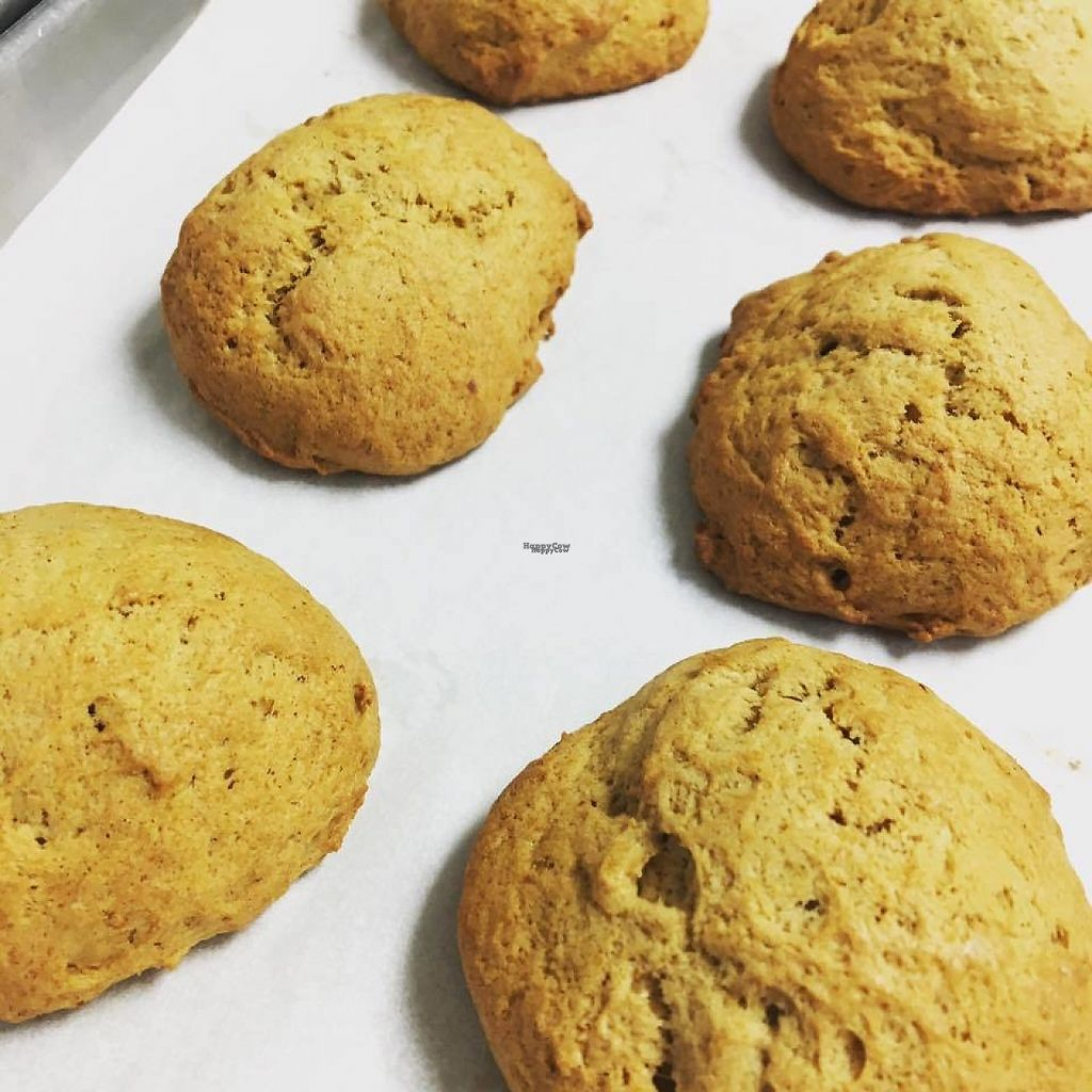 """Photo of Ramona Family Naturals  by <a href=""""/members/profile/community"""">community</a> <br/>Pumpkin Spice Cookies <br/> March 21, 2017  - <a href='/contact/abuse/image/69689/239182'>Report</a>"""