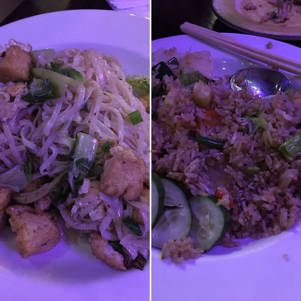 """Photo of Rajanee Thai Haleiwa  by <a href=""""/members/profile/myra975"""">myra975</a> <br/>Purple Lighting - 'Onolicious food <br/> March 14, 2017  - <a href='/contact/abuse/image/69704/236473'>Report</a>"""