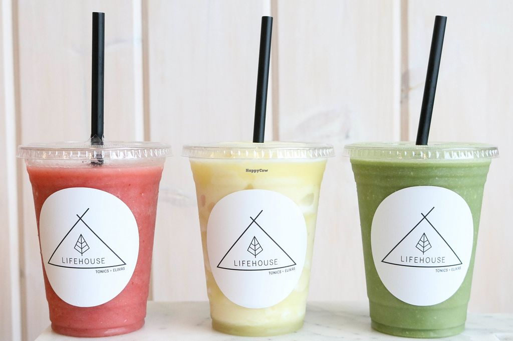 """Photo of Lifehouse Tonics and Elixirs  by <a href=""""/members/profile/community"""">community</a> <br/>superfood blended tonics <br/> April 24, 2016  - <a href='/contact/abuse/image/69710/146045'>Report</a>"""