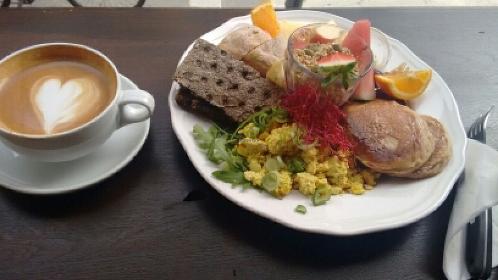 "Photo of Kaffestuen Vesterbro  by <a href=""/members/profile/Miio%20Seppaenen"">Miio Seppaenen</a> <br/>brunch at kaffestuen <br/> April 8, 2016  - <a href='/contact/abuse/image/69746/143396'>Report</a>"