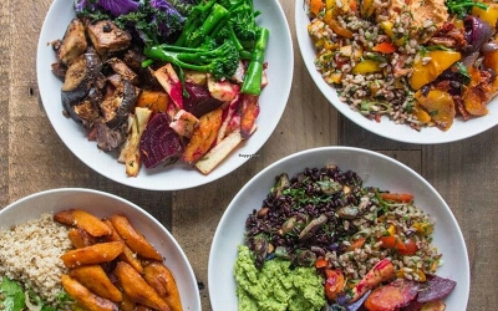 "Photo of CLOSED: Deliciously Ella - Seymour  by <a href=""/members/profile/Melissaj1990"">Melissaj1990</a> <br/>Bowls of goodness <br/> March 30, 2016  - <a href='/contact/abuse/image/69750/141933'>Report</a>"