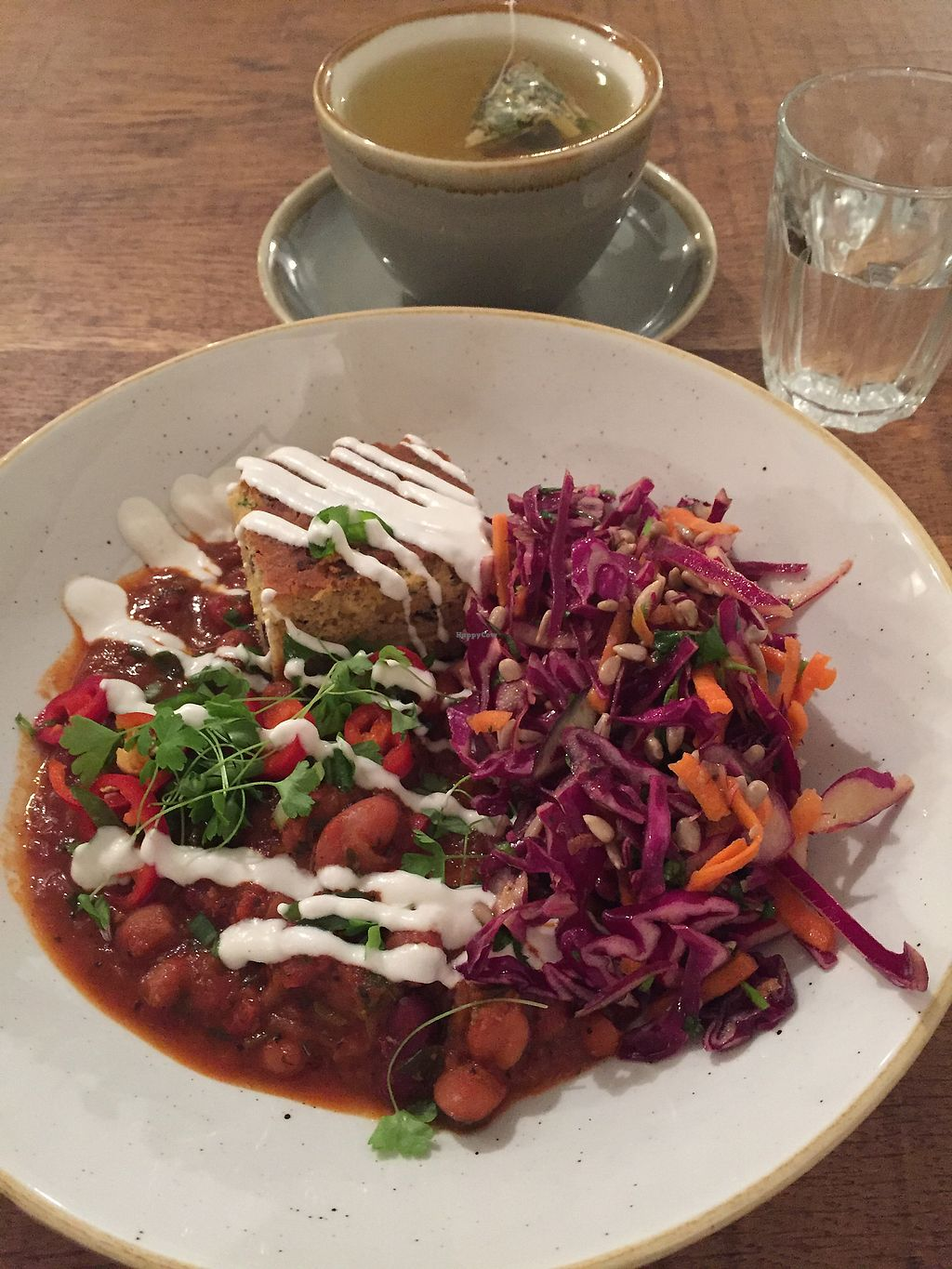 "Photo of CLOSED: Deliciously Ella - Seymour  by <a href=""/members/profile/SiljeKristiansen"">SiljeKristiansen</a> <br/>Five bean chili - so good!! <br/> September 27, 2017  - <a href='/contact/abuse/image/69750/309028'>Report</a>"