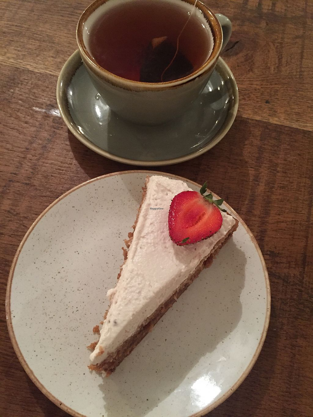 "Photo of CLOSED: Deliciously Ella - Seymour  by <a href=""/members/profile/SiljeKristiansen"">SiljeKristiansen</a> <br/>Strawberry cake ❤️ <br/> September 27, 2017  - <a href='/contact/abuse/image/69750/309029'>Report</a>"