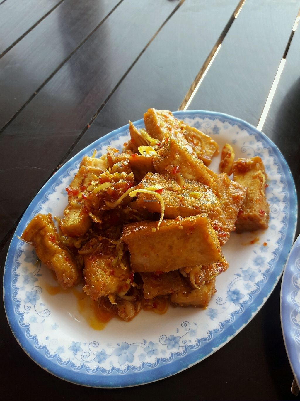 """Photo of Lam Tong Quan  by <a href=""""/members/profile/FineGiebler"""">FineGiebler</a> <br/>fried lemongrass tofu with chili <br/> February 3, 2018  - <a href='/contact/abuse/image/69812/354475'>Report</a>"""