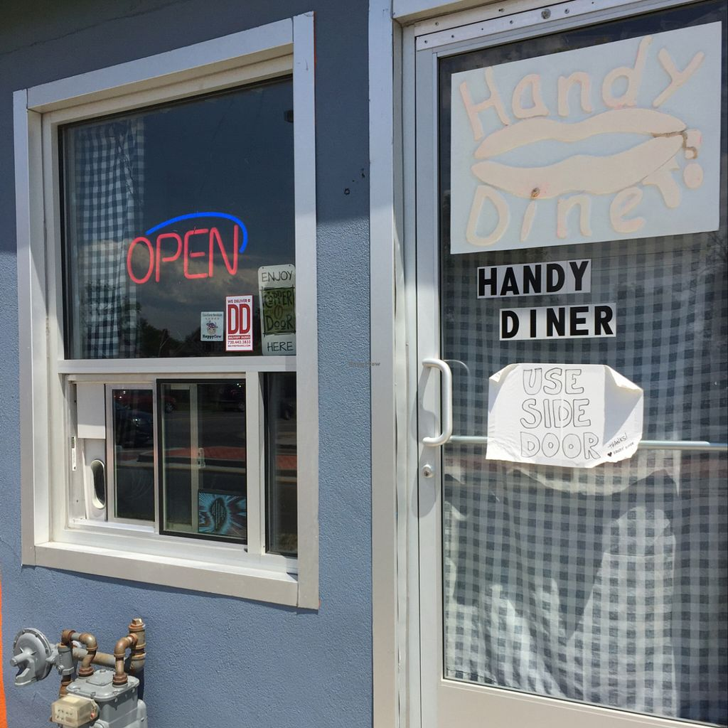 "Photo of CLOSED: Handy Diner  by <a href=""/members/profile/earthville"">earthville</a> <br/>front <br/> July 25, 2016  - <a href='/contact/abuse/image/69843/162306'>Report</a>"
