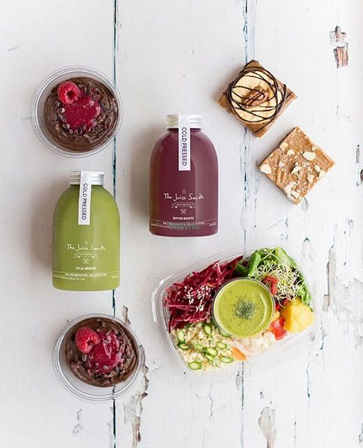 """Photo of The Juice Smith  by <a href=""""/members/profile/Raw%20Morka"""">Raw Morka</a> <br/>Juices, sweet treats, Detox salad <br/> September 13, 2016  - <a href='/contact/abuse/image/69866/175472'>Report</a>"""