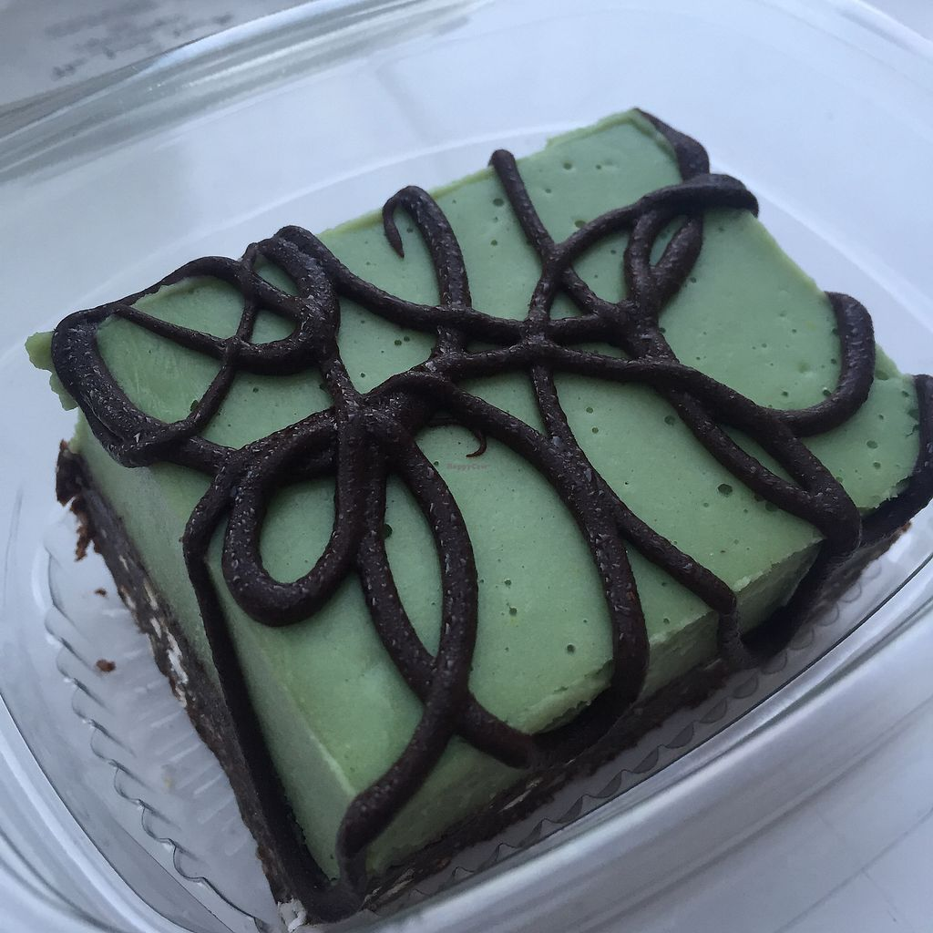 """Photo of The Juice Smith  by <a href=""""/members/profile/bakeydoesntbake"""">bakeydoesntbake</a> <br/>Mint Cheesecake <br/> January 14, 2018  - <a href='/contact/abuse/image/69866/346693'>Report</a>"""