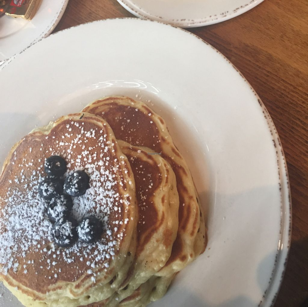 """Photo of Cupcake  by <a href=""""/members/profile/ChristelleKippley"""">ChristelleKippley</a> <br/>Pancakes at the Mason Jar (attached to Cupcake in Eagan) <br/> May 30, 2016  - <a href='/contact/abuse/image/69874/151376'>Report</a>"""
