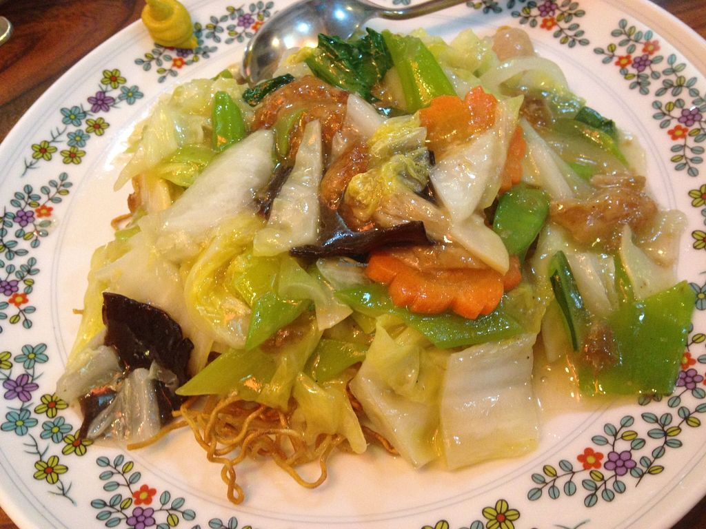 """Photo of Kinkarou  by <a href=""""/members/profile/FruitMonstar"""">FruitMonstar</a> <br/>Fried noodle <br/> March 24, 2016  - <a href='/contact/abuse/image/69880/141211'>Report</a>"""