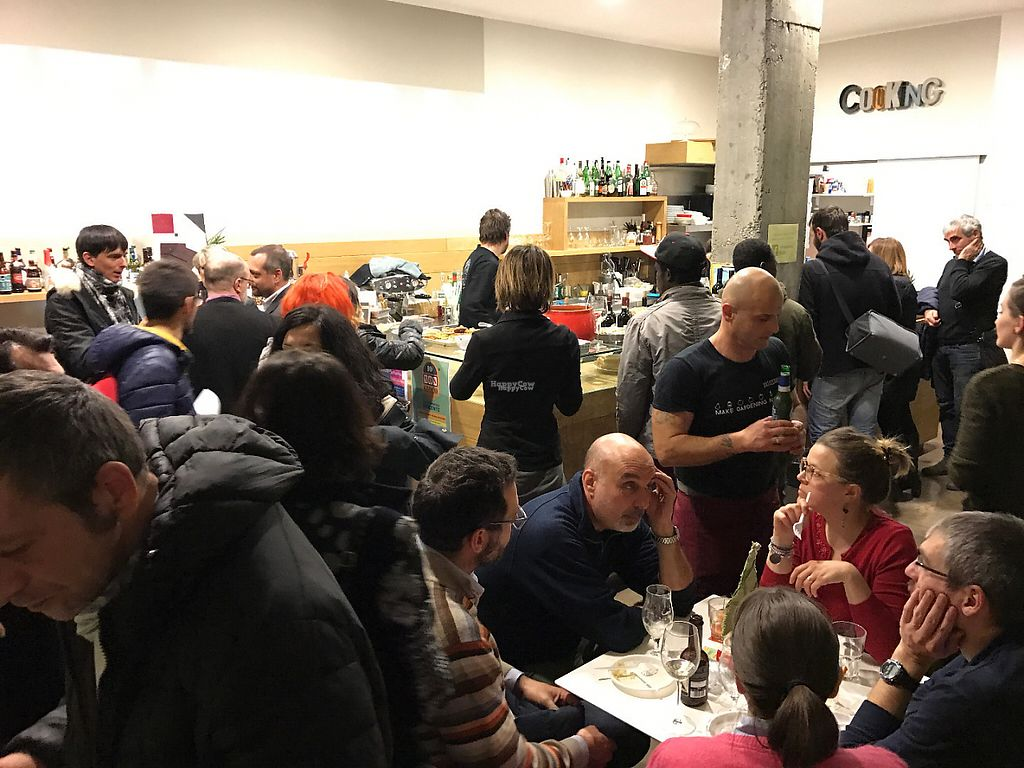 """Photo of OrtoZero Cafe  by <a href=""""/members/profile/Gabriella97"""">Gabriella97</a> <br/>Meeting point, social innovation in Town  <br/> January 15, 2017  - <a href='/contact/abuse/image/69903/212066'>Report</a>"""