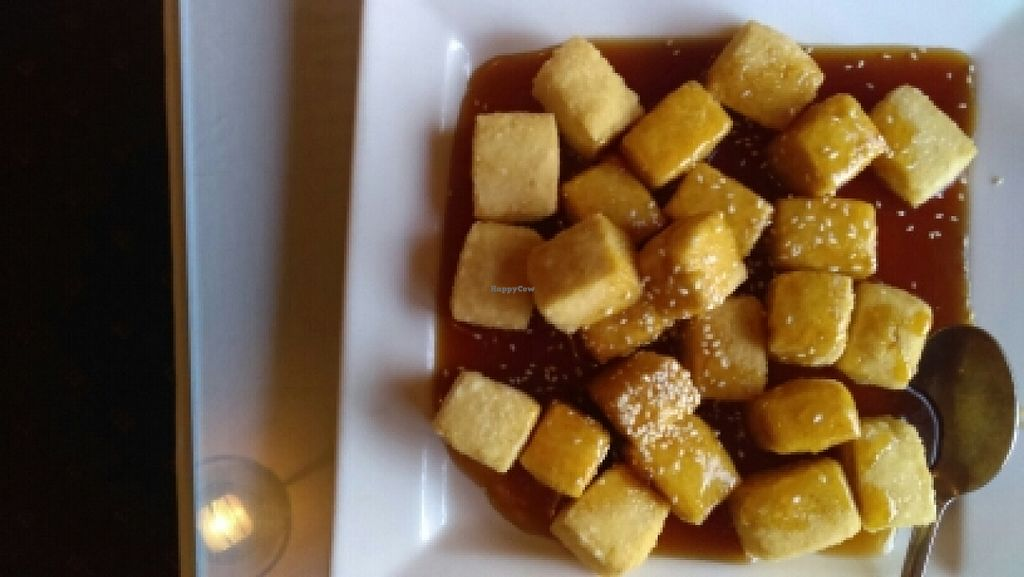 """Photo of China Chef  by <a href=""""/members/profile/InHerImagePhoto"""">InHerImagePhoto</a> <br/>Orange Sesame Tofu <br/> April 29, 2016  - <a href='/contact/abuse/image/69912/146737'>Report</a>"""