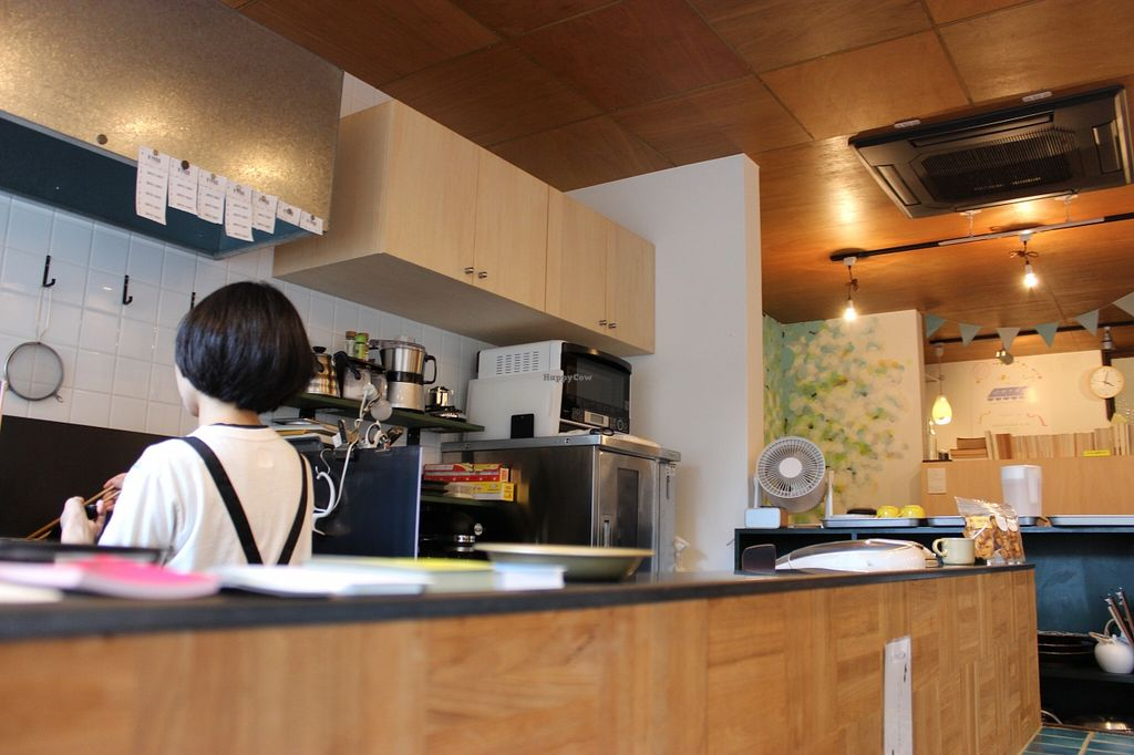 """Photo of Solum Cafe  by <a href=""""/members/profile/LisaLisaLisa"""">LisaLisaLisa</a> <br/>Solum Cafe: the chef prepares the food behind the counter as you watch! <br/> February 23, 2016  - <a href='/contact/abuse/image/69916/137482'>Report</a>"""