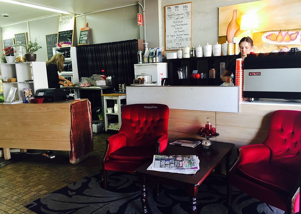 """Photo of Mish Mash Design & Cafe  by <a href=""""/members/profile/karlaess"""">karlaess</a> <br/>Interior  <br/> February 22, 2016  - <a href='/contact/abuse/image/69969/137337'>Report</a>"""
