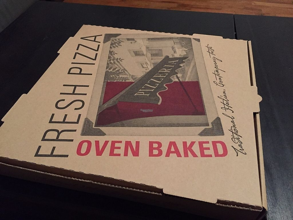 """Photo of CLOSED: Norbert's Pizza - Flushing Ave  by <a href=""""/members/profile/bitsuro11"""">bitsuro11</a> <br/>The big box <br/> November 10, 2016  - <a href='/contact/abuse/image/69982/188162'>Report</a>"""