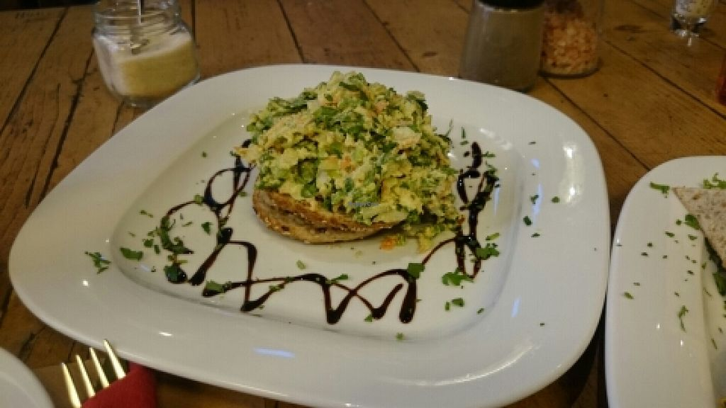 "Photo of CLOSED: Pure Bliss  by <a href=""/members/profile/Eirini%20Drakaki"">Eirini Drakaki</a> <br/>chickpea and avocado salad on toast  <br/> May 16, 2016  - <a href='/contact/abuse/image/70025/149254'>Report</a>"
