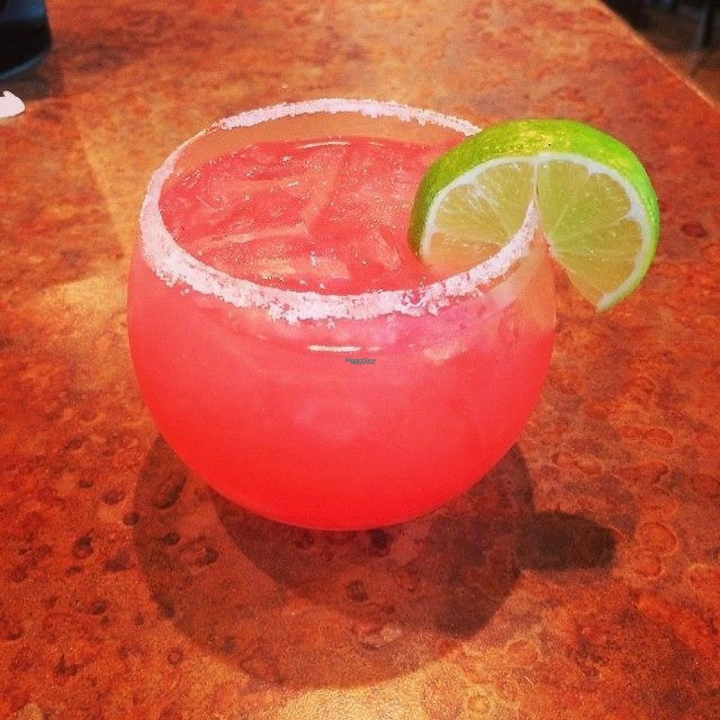 "Photo of Genghis Grill  by <a href=""/members/profile/community"">community</a> <br/>Strawberry Magarita <br/> March 6, 2017  - <a href='/contact/abuse/image/70032/233307'>Report</a>"