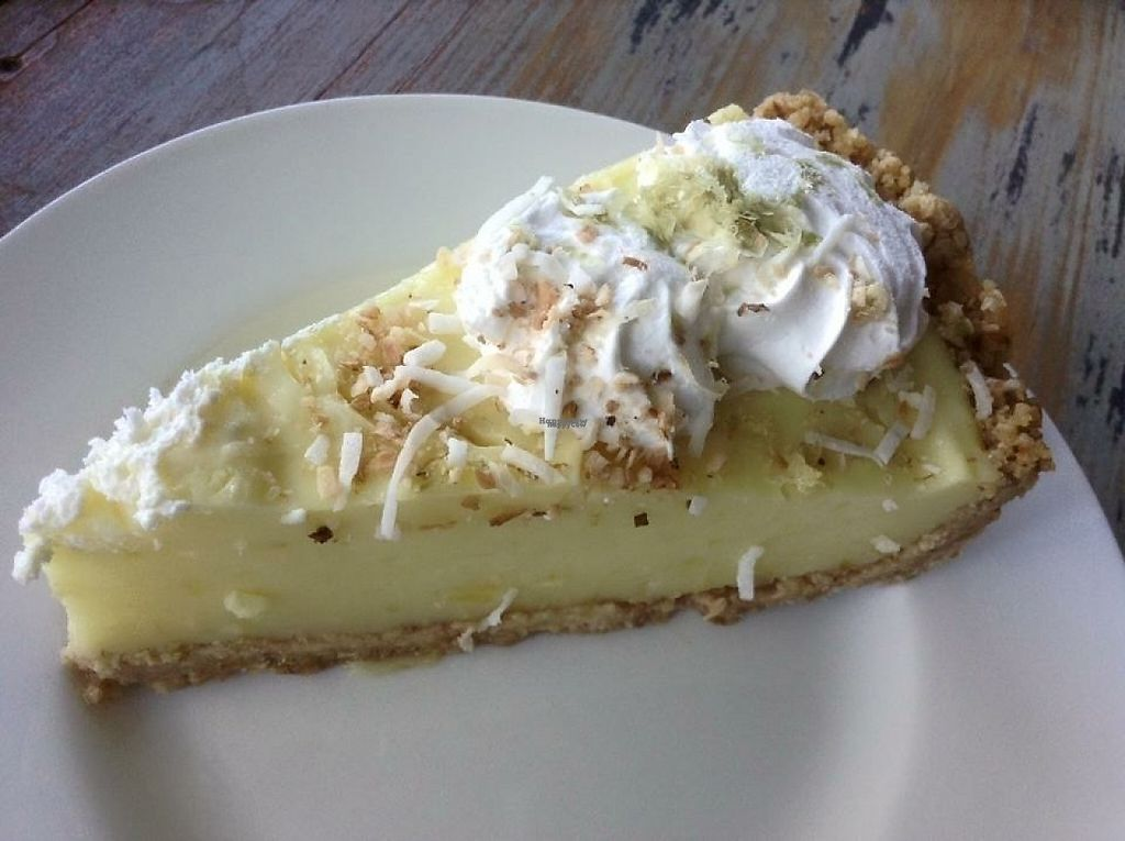 """Photo of NEST at the Old Bakery  by <a href=""""/members/profile/Ladylock"""">Ladylock</a> <br/>vegan and gluten free coconut lime  <br/> February 6, 2017  - <a href='/contact/abuse/image/70048/223545'>Report</a>"""