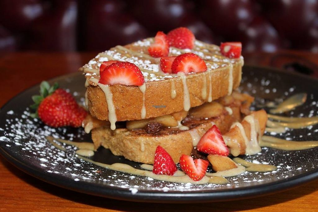 """Photo of Bayside American Cafe  by <a href=""""/members/profile/community"""">community</a> <br/>Apple Cinnamon Raisin French Toast <br/> February 19, 2017  - <a href='/contact/abuse/image/70062/228129'>Report</a>"""