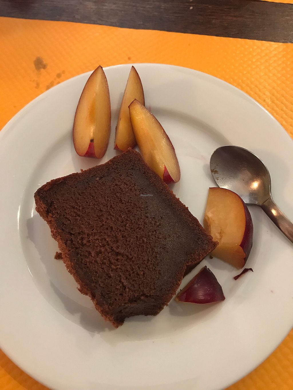 "Photo of Hope Cafe  by <a href=""/members/profile/ClareMitchell"">ClareMitchell</a> <br/>vegan chocolate and banana cake <br/> August 17, 2017  - <a href='/contact/abuse/image/70144/293768'>Report</a>"