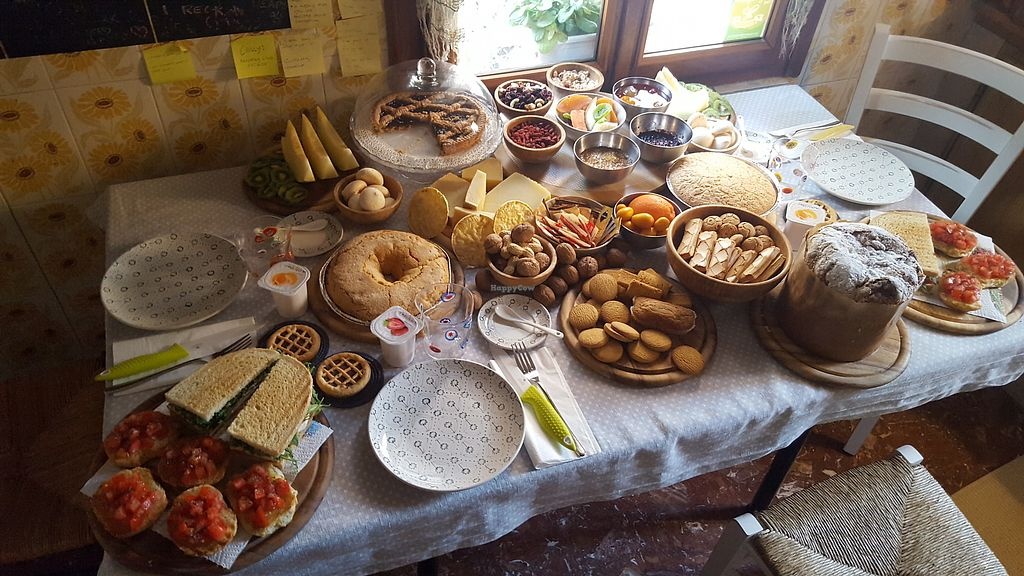 """Photo of Venice-BB-Venezia  by <a href=""""/members/profile/spunkiVeg"""">spunkiVeg</a> <br/>Breakfast table day 2 <br/> January 2, 2018  - <a href='/contact/abuse/image/70188/341868'>Report</a>"""