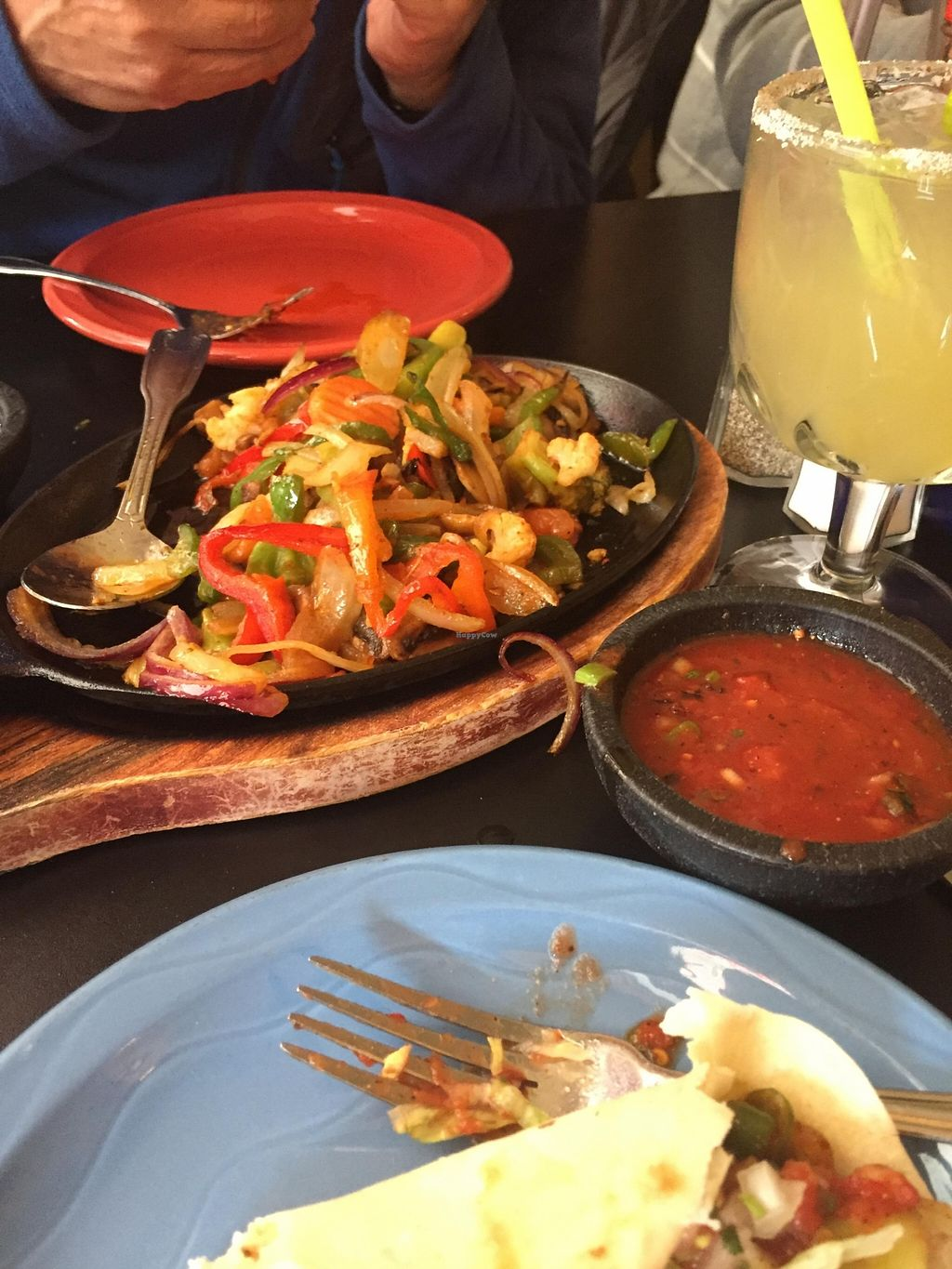 """Photo of Casa Mexico  by <a href=""""/members/profile/cwarrick1"""">cwarrick1</a> <br/>Veggie fajitas  <br/> February 27, 2016  - <a href='/contact/abuse/image/70197/137966'>Report</a>"""