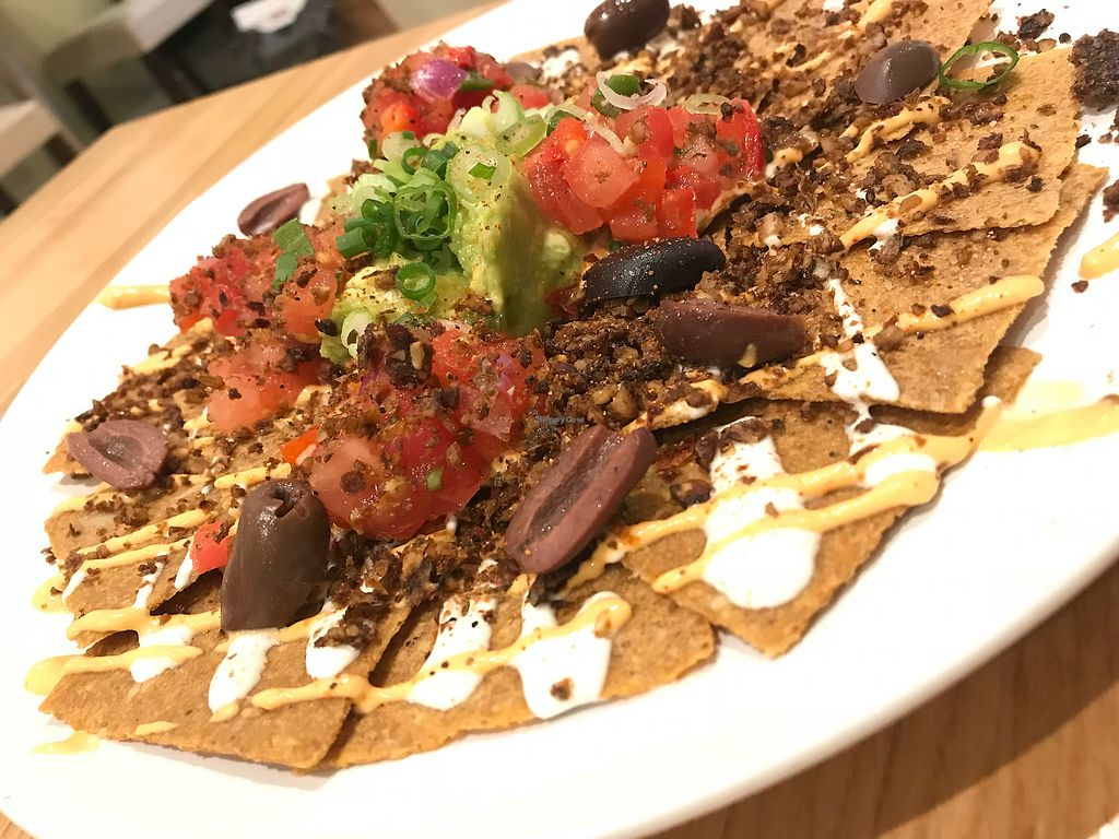 "Photo of CLOSED: Rawlicious Ottawa  by <a href=""/members/profile/tonyakay"">tonyakay</a> <br/>Nachos - these corn chips have a fantastic texture! <br/> November 2, 2017  - <a href='/contact/abuse/image/70201/321300'>Report</a>"